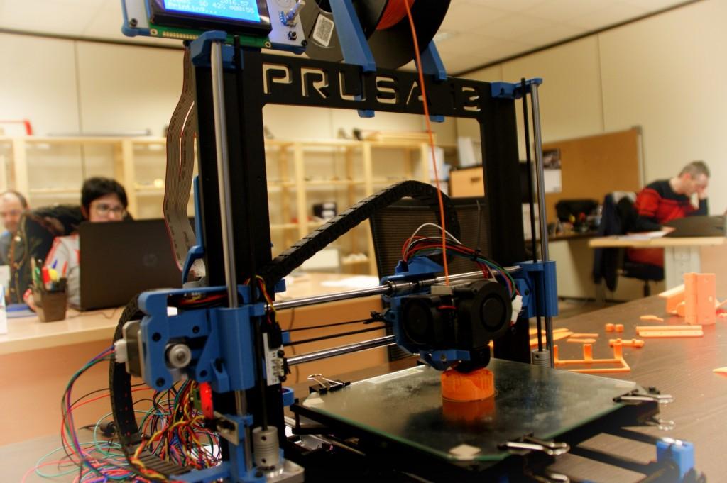 Diseño de producto, impresión 3D
